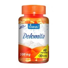 Dolomita - Suplemento de Cálcio e Magnésio 70 cápsulas + Frete Grátis