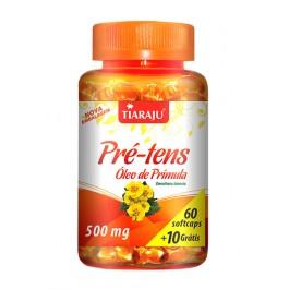 Pré-Tens (Óleo de Prímula) Regulação Hormonal, Elasticidade e Oleosidade da Pele
