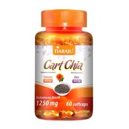 Cart Chia (Oléo de Cártamo e Chia) + Frete Grátis*