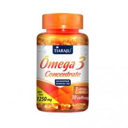 Ômega 3 Concentrado - Proteção Cardiovascular, Melhora a Memória, Reduz Triglicerídeos e Colesterol + Frete Grátis