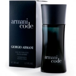 Armani Code Masculino Eau de Toilette
