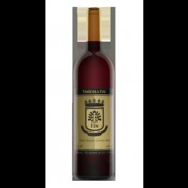 Garrafa de Vinho Rosado Licoroso Doce tipo Porto 750 ml Fin