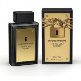 Perfume Antonio Banderas The Golden Secret Eau de Toilette Masculino