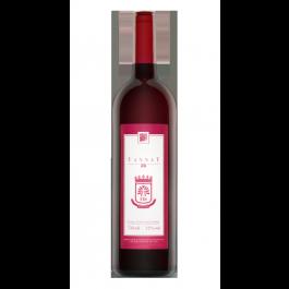 Garrafa de Vinho Vinho Tinto Fino Tannat 750 ml Fin