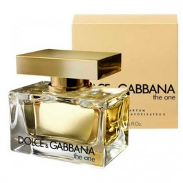 Perfume The one Dolce & Gabbana