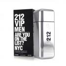 Perfume 212 VIp Men Carolina Herrera Eau de Toilette Masculino