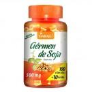 Gérmen de Soja em Cápsulas - Menopausa, Osteoporose e Doenças Cardiovasculares + Frete Grátis