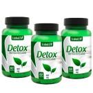 Detox Chlorella 60 Cápsulas - Desintoxicação e Perda de Peso Kit 3 Un + Frete Grátis