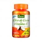 Óleo de Coco + Vitamina E
