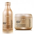 Kit Duo Loreal Absolut Repair Cortex Lipidium - Reconstrução Instantânea
